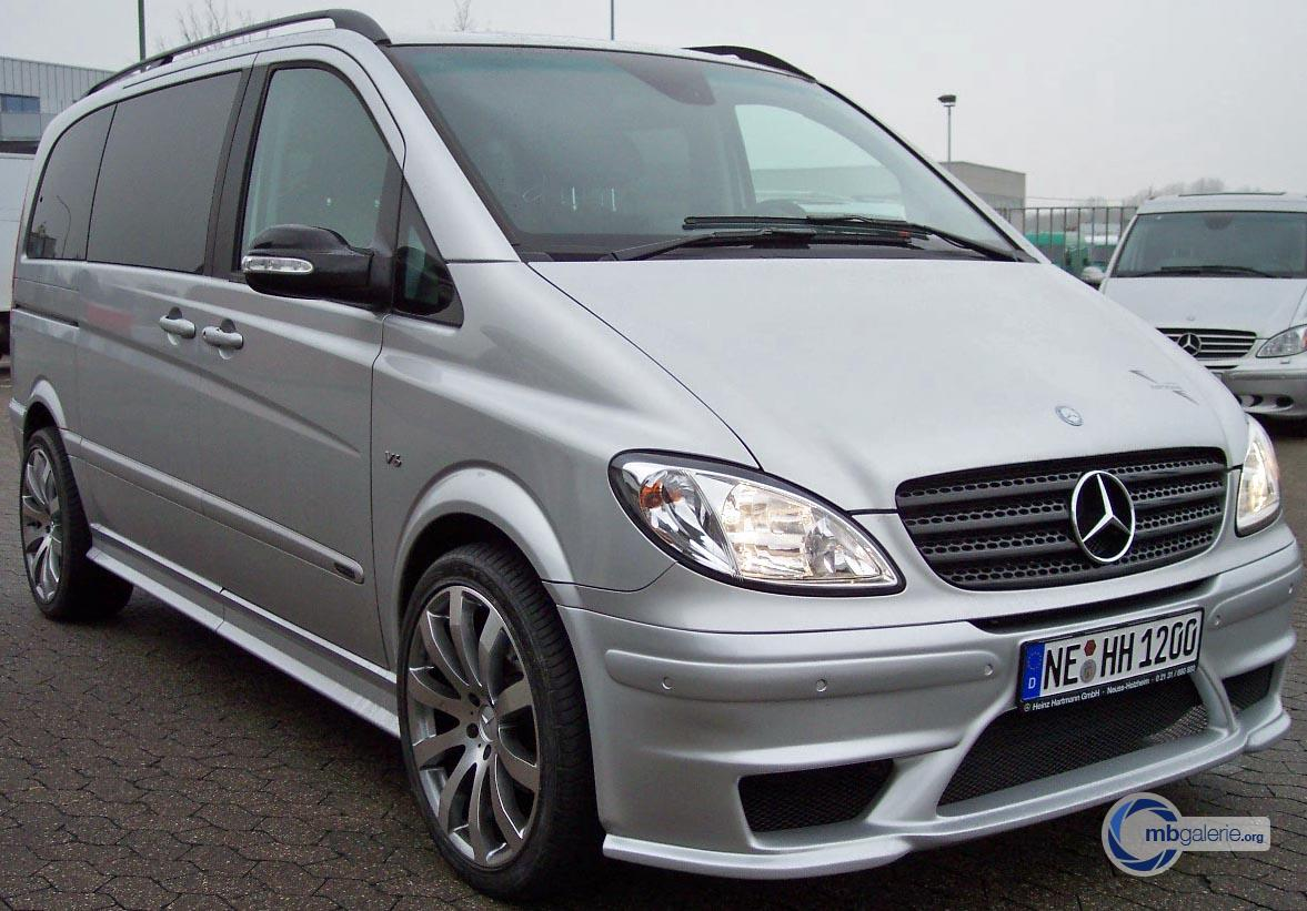 mercedes benz v klasse viano vito w639 vito tuner. Black Bedroom Furniture Sets. Home Design Ideas