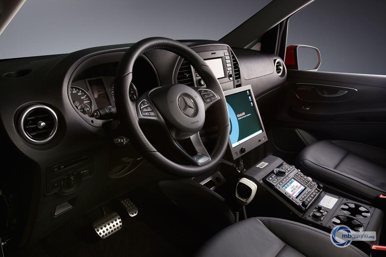 Mercedes Vito  Tuning Interieur