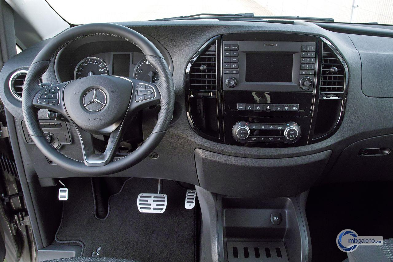 Mercedes benz v klasse viano vito w447 vito tuner for Interieur styling vacatures