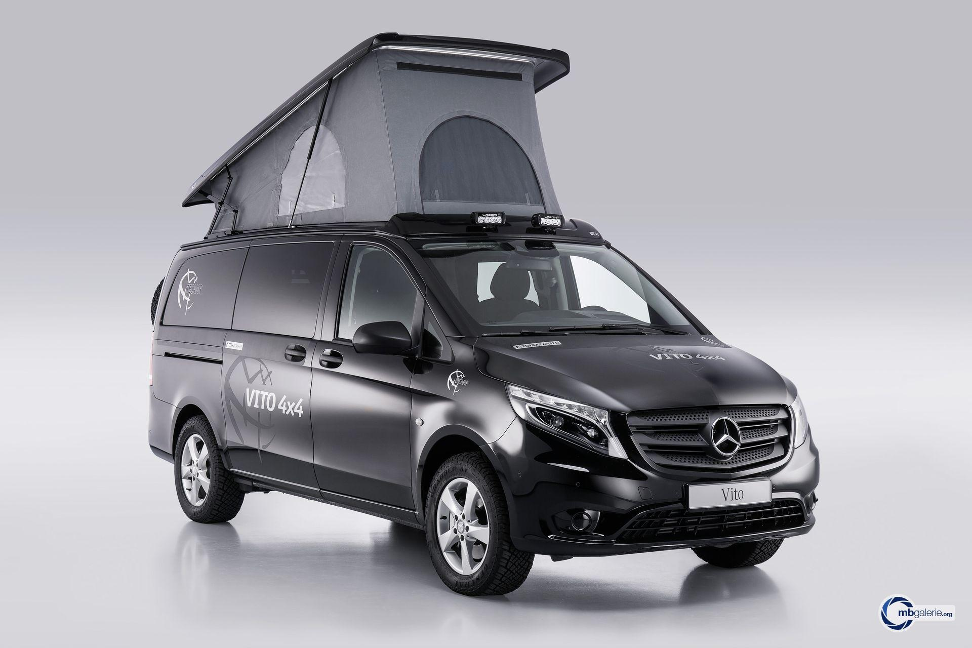 mercedes benz v klasse viano vito w447 vito marco. Black Bedroom Furniture Sets. Home Design Ideas