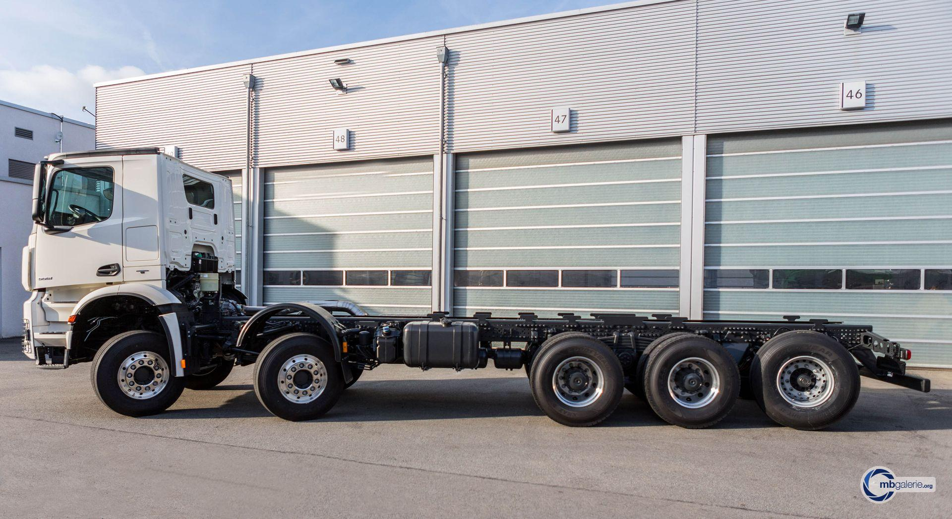 Mercedes Cab Chassis For Sale