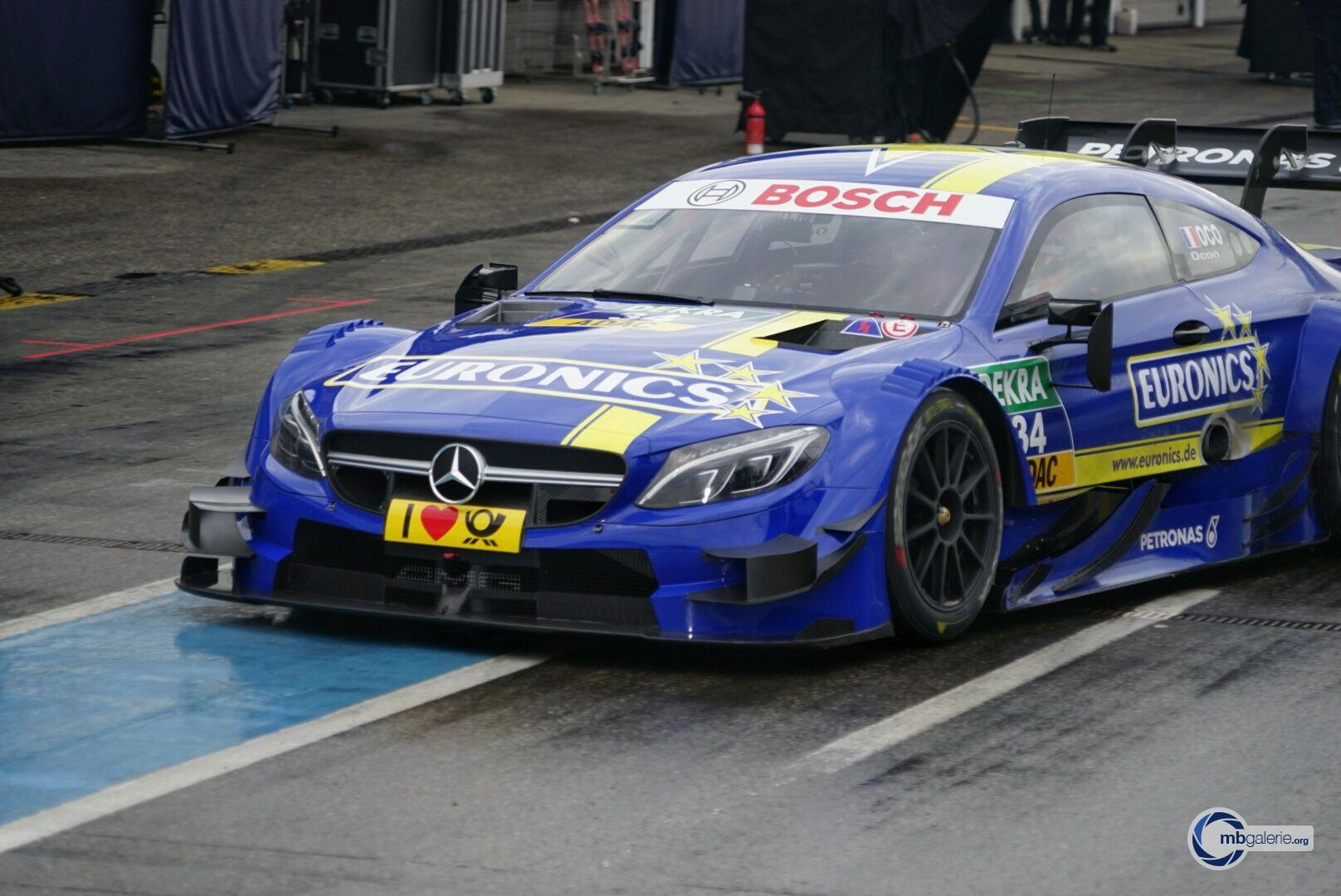Mercedes benz motorsport dtm saison 2016 for Mercedes benz motorsport