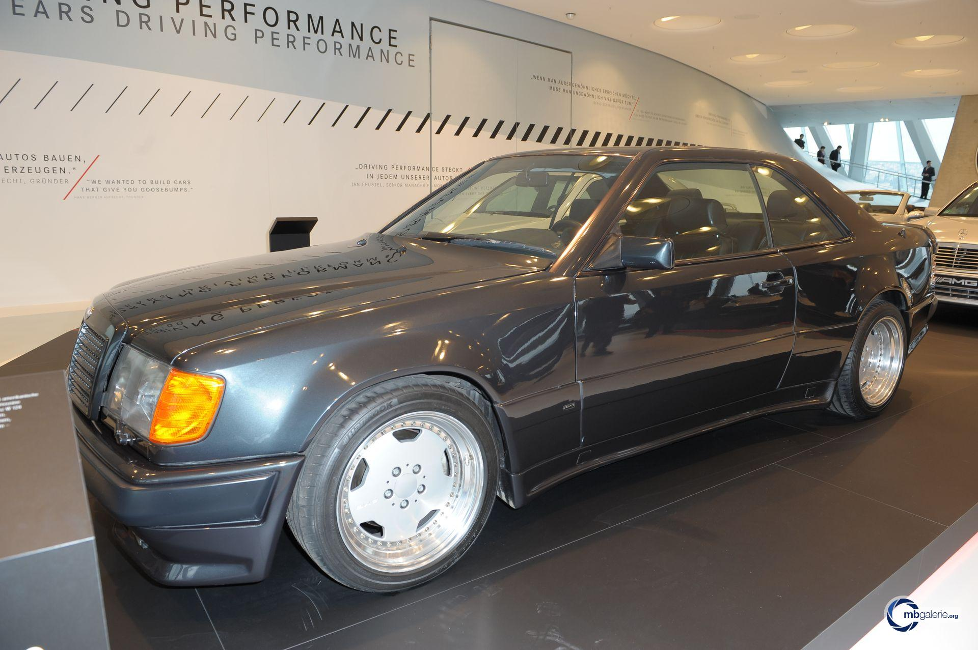Mercedes benz specials historie mercedes museum ab for Mercedes benz coupons