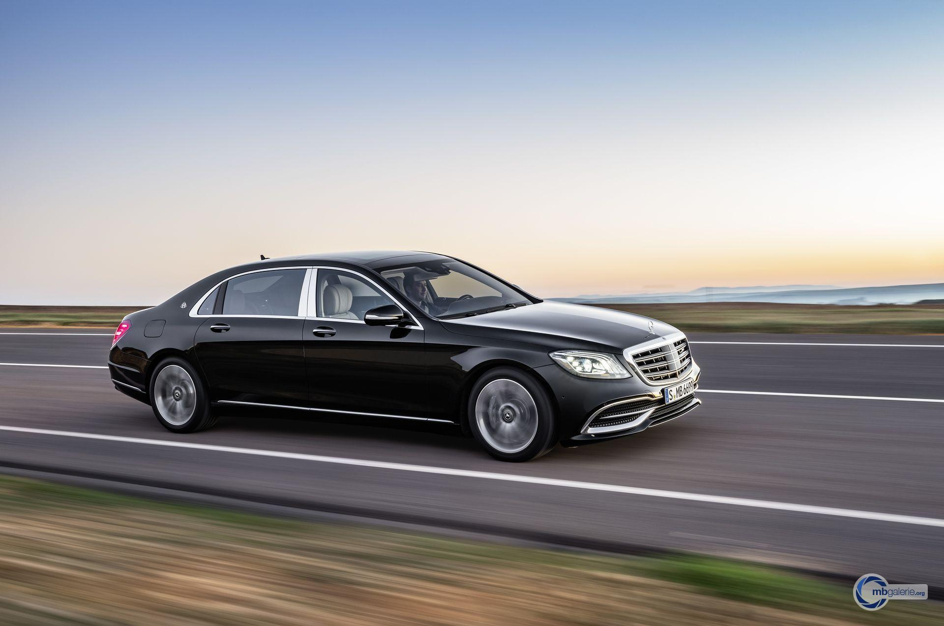 Mercedes-Benz S-Klasse, Mercedes-Maybach X222 - Mercedes ...
