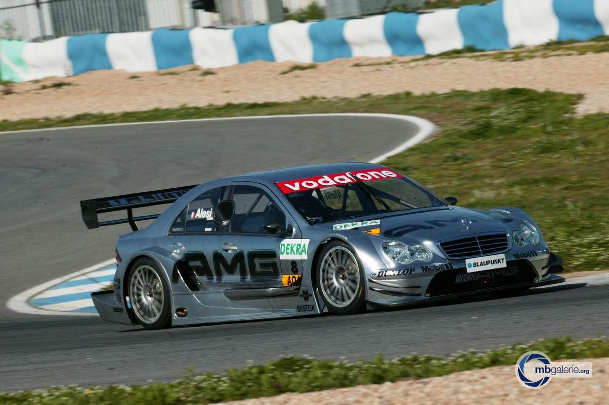 Mercedes benz motorsport dtm saison 2004 for Mercedes benz motorsport